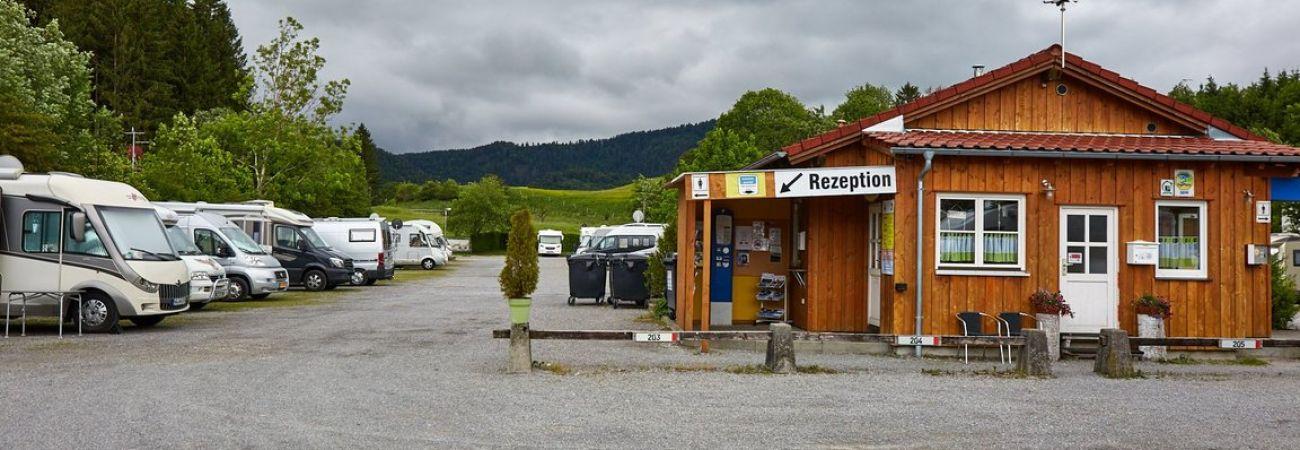 Wohnmobilplatz Füssen Camper's Stop
