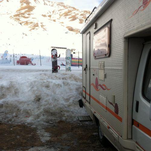 TONALE SNOWBOARD