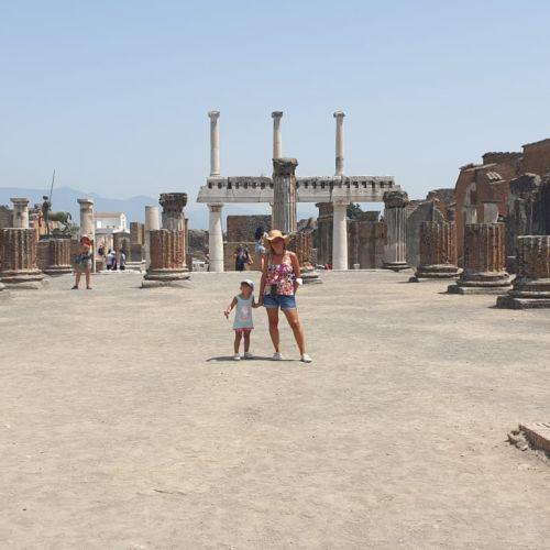 Diario di viaggio Pompei