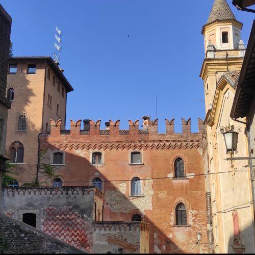castell arquato camper