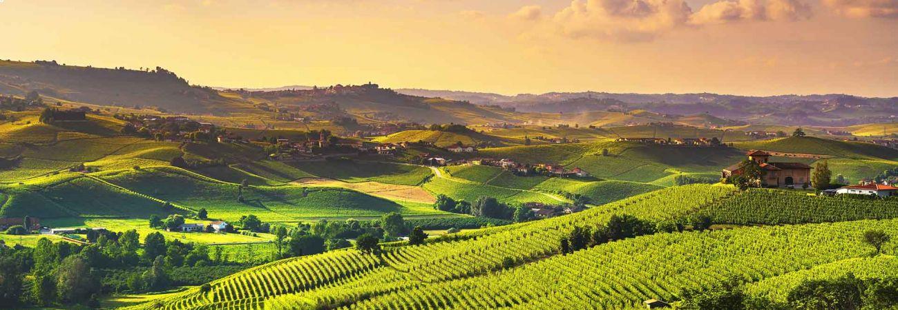 Aree sosta in Piemonte: un week-end nelle lange.