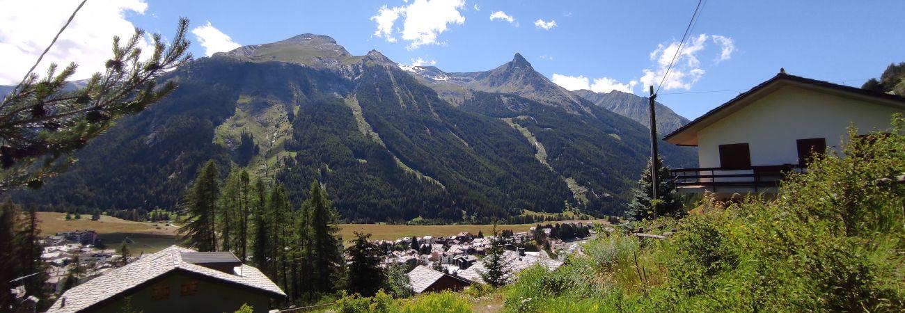 Valle D'Aosta in camper : Cogne e dintorni